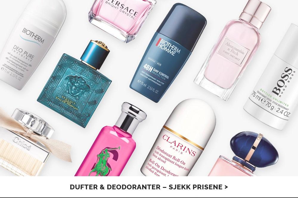 Dufter & deodoranter
