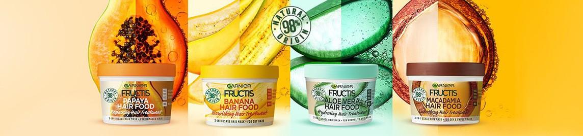 Hair Food Banner