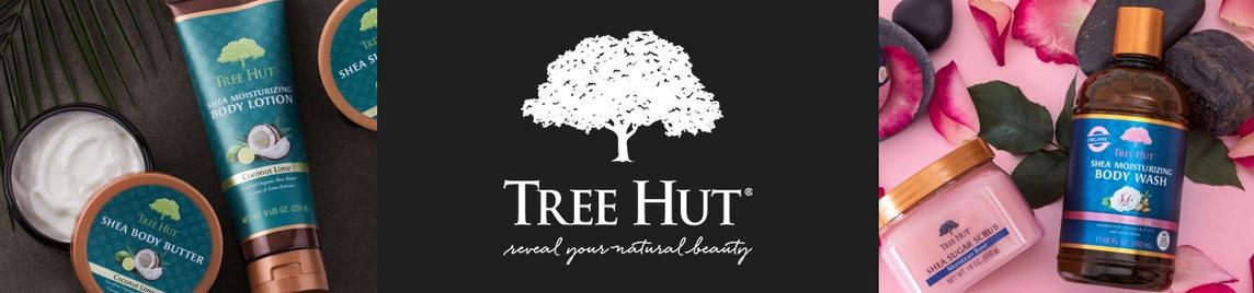 Tree Hut banner
