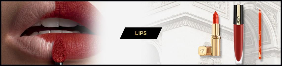 lips banner