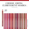 Bourjois Contour Edition Lip Pencil 01 Nude Wave 1,14g