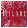 Milani Cosmetics Gilded Rouge Hyper Pigmented Eyeshadow Palette