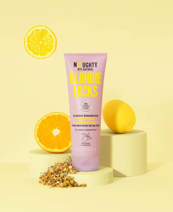 Noughty Blondie Locks Shampoo 250ml