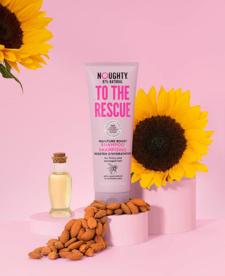 Noughty To The Rescue Shampoo 250ml