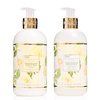 Baylis & Harding Lemon Blossom & White Rose Hand Wash And Lotion 2 x 300ml