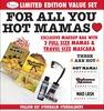 theBalm All You Hot Mama's 3pcs