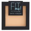 Maybelline Fit Me Matte & Poreless Powder 115 Ivory