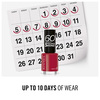 Rimmel London 60 Seconds Super Shine 313 Feisty Red 8ml