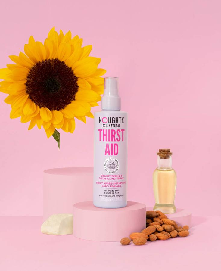 Noughty Thirst Aid Conditioning and Detangling Spray 200ml