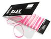 Blax Snag Free Hair Elastics Rosa 8stk