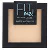 Maybelline Fit Me Matte & Poreless Powder 105 Natural Ivory