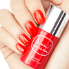 Le Mini Macaron Single Gel Polish Cherry Red 10ml