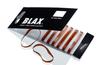 Blax Snag Free Hair Elastics Brune 8stk