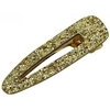 Just D'Lux Hairclip Glitter 03 Gold