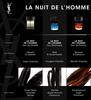 Yves Saint Laurent La Nuit De L'Homme Eau De Parfum 60ml
