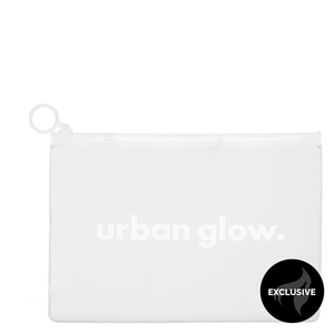 GRATIS Urban Glow Makeup Pouch