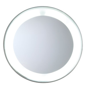 Shelas 23 LED Lights Cosmetic Mirror ⌀200mm | Gratis frakt