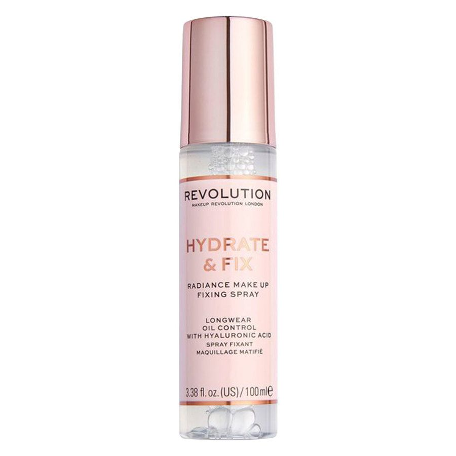 Make Up Revolution Hydrate & Fix Fixing Spray 100ml