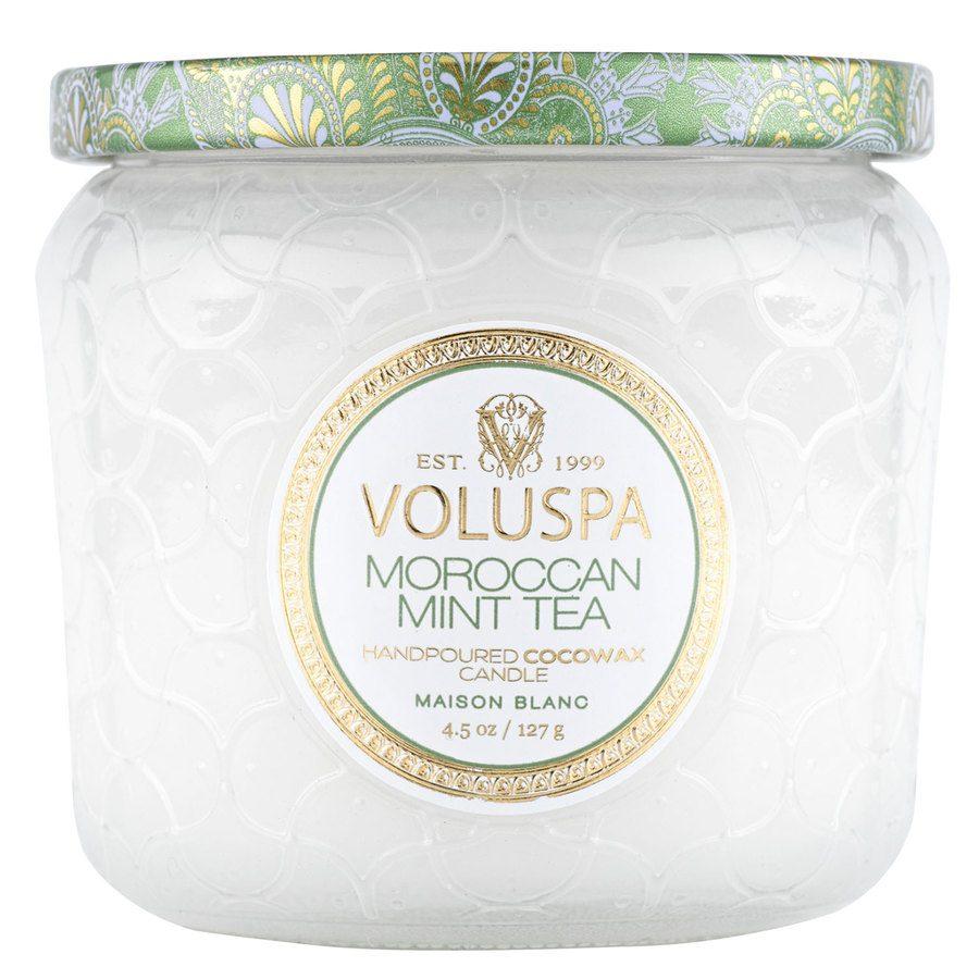 Voluspa Maison Petite Jar Moroccan Mint Tea 127g