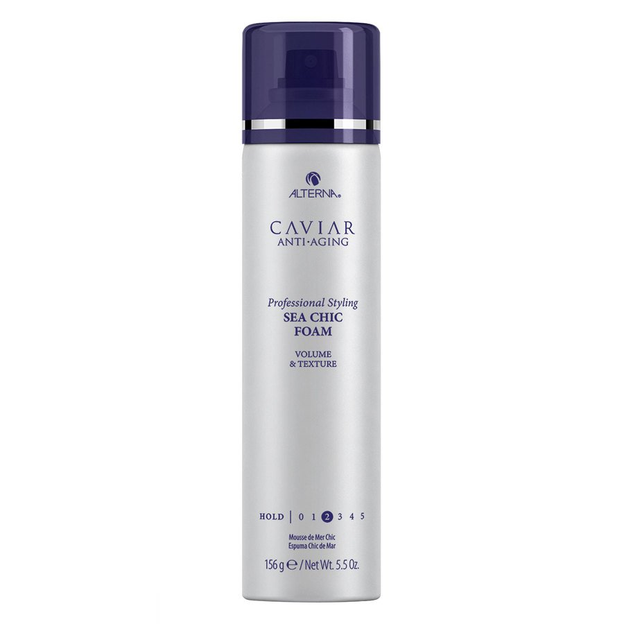 Alterna Caviar Sea Chic Volume & Texture Foam Spray 160ml