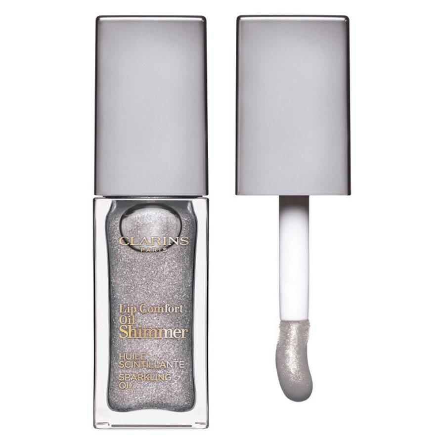 Clarins Lip Comfort Oil Shimmer Sequin Flares 01 7ml