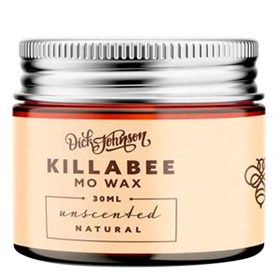 Dick Johnson Killabee Mo Wax Unscented Natural 30ml