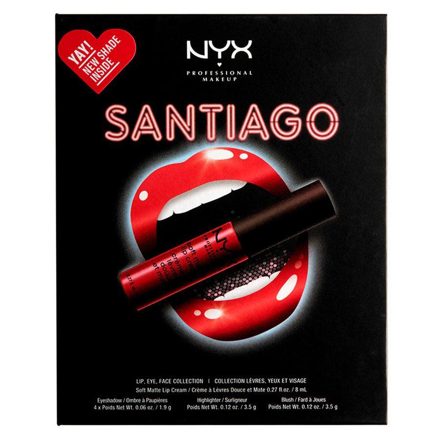 NYX Professional Makeup City Set Santiago