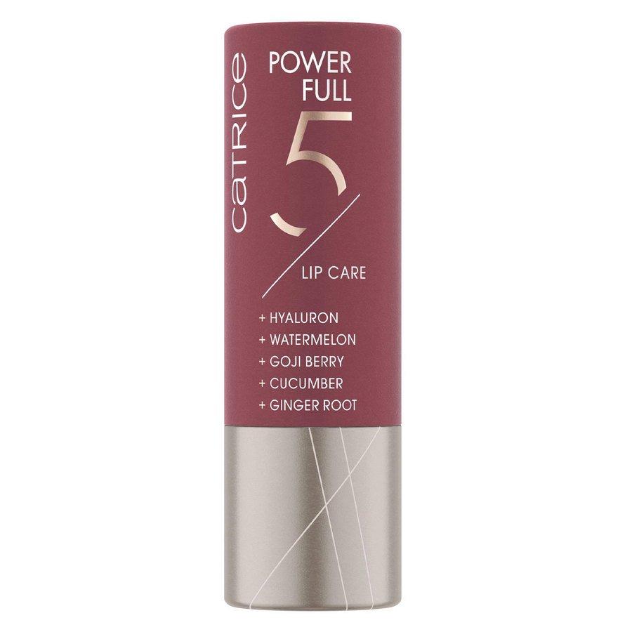 Catrice Power Full 5 Lip Care 040 Addicting Cassis 3,5g