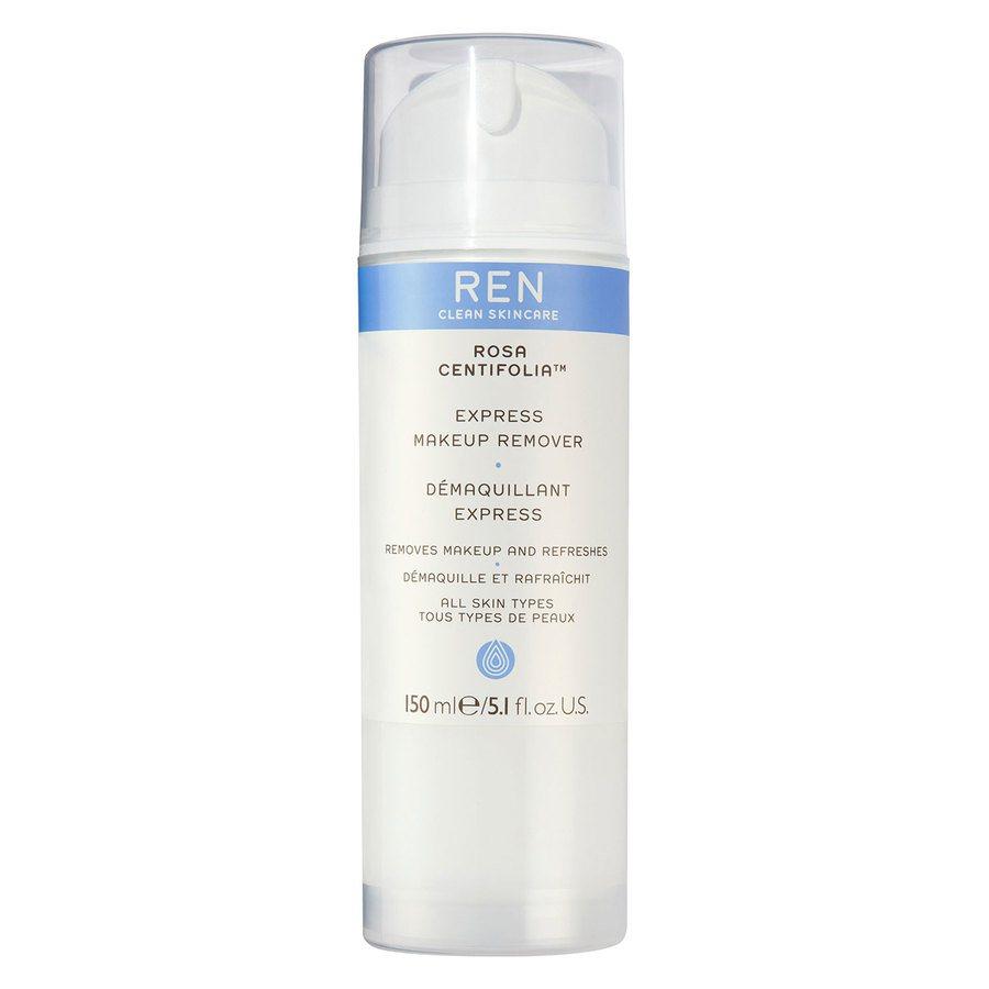 REN Clean Skincare Rosa Centifolia Express Make-Up Remover 150ml