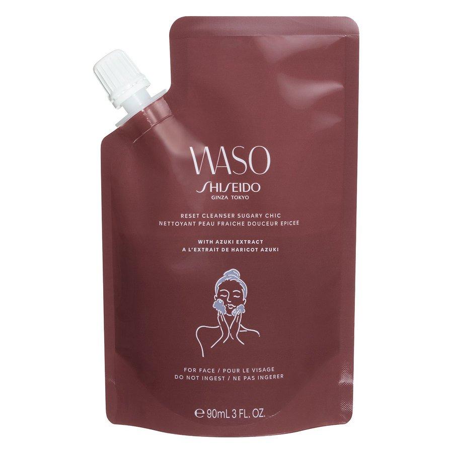 Shiseido Waso Reset Cleanser Sugary Chic 90ml