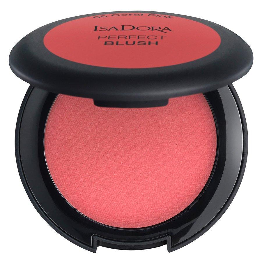 IsaDora Perfect Blush 05 Coral Pink 4,5g