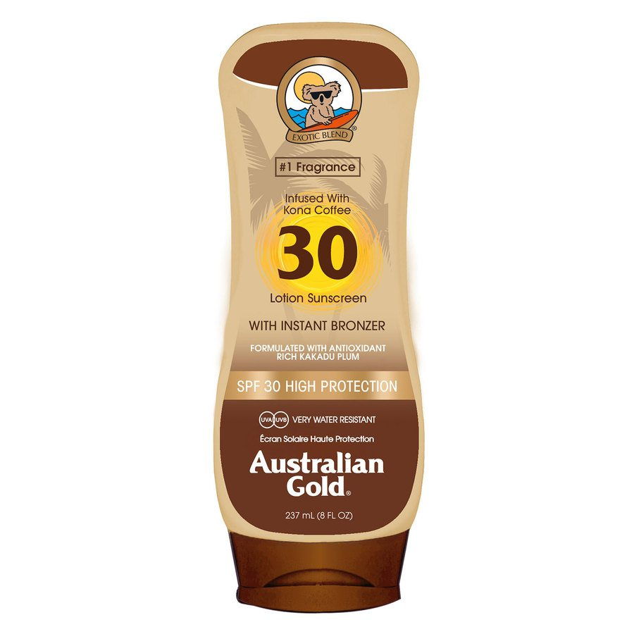 Australian Gold SPF 30 Lotion Bronzer 237ml