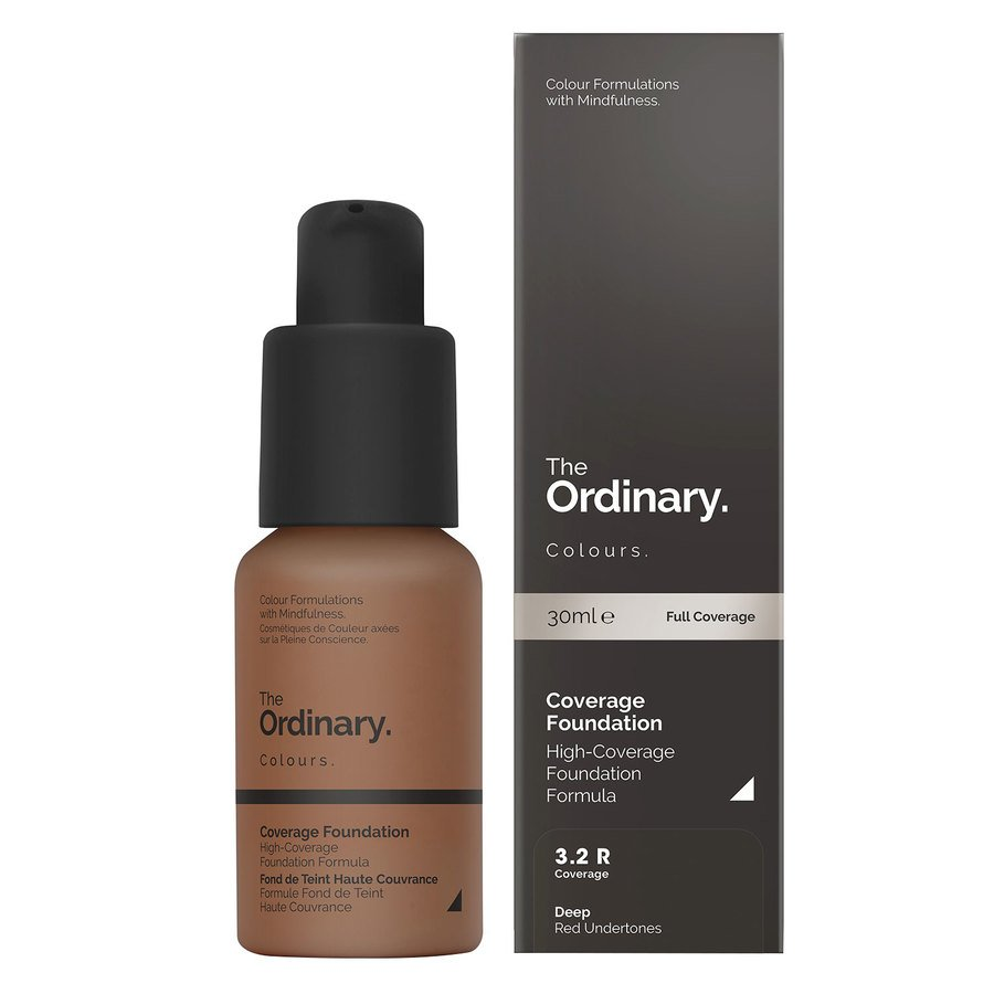 The Ordinary Coverage Foundation 3.2 R Deep Red 30ml
