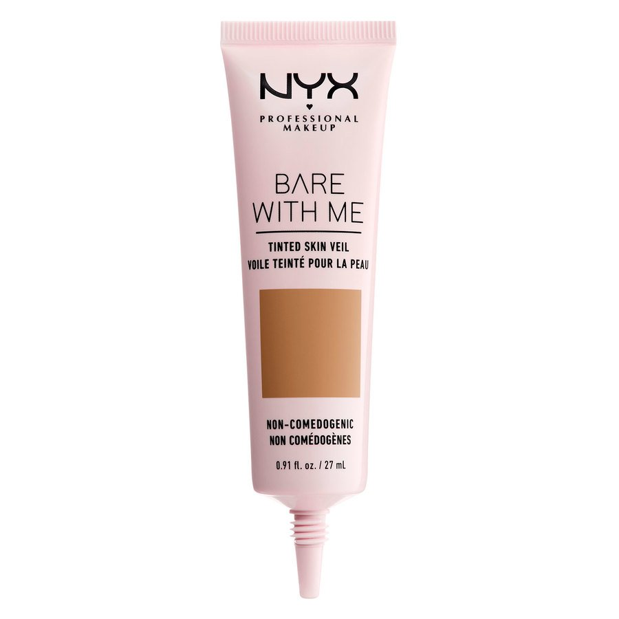 NYX Professional Makeup Bare With Me Tinted Skin Veil Golden Camel 27ml