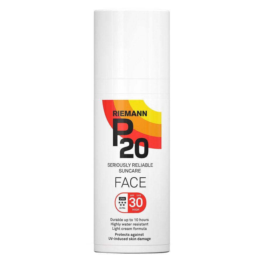 Riemann P20 Face SPF30 50ml  (Krem Lotion)