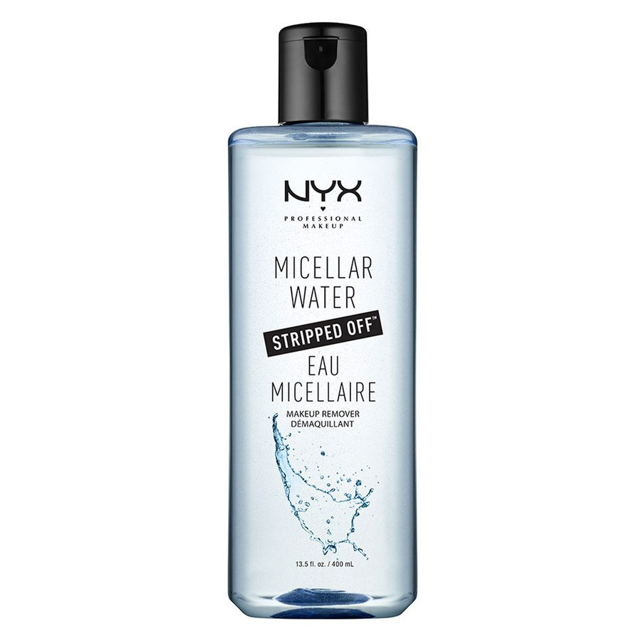 NYX Professional Makeup Stripped Off Micellar Water 400ml
