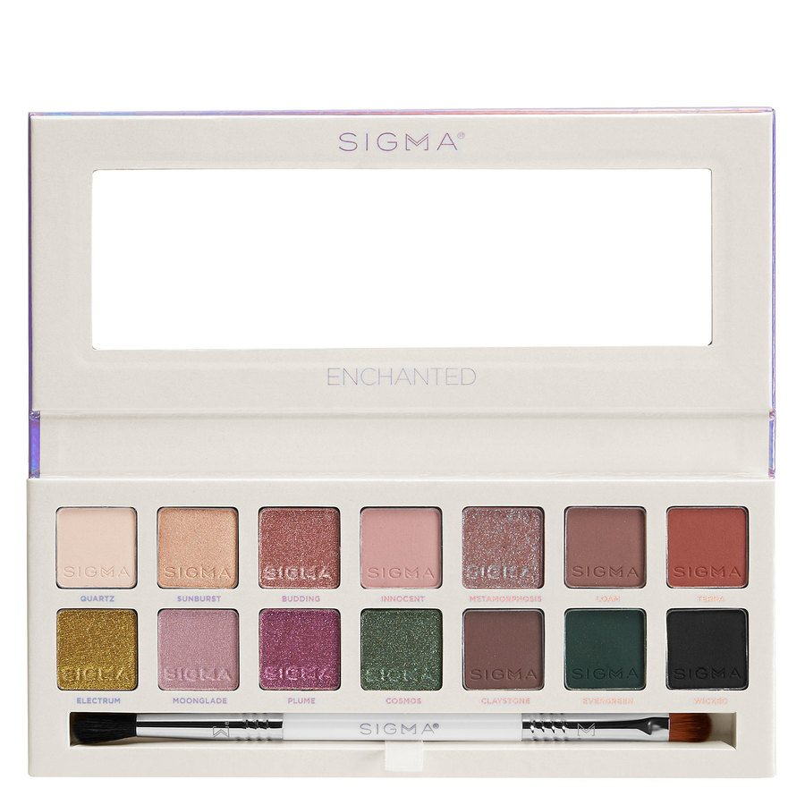 Sigma The Enchanted Eyeshadow Palette