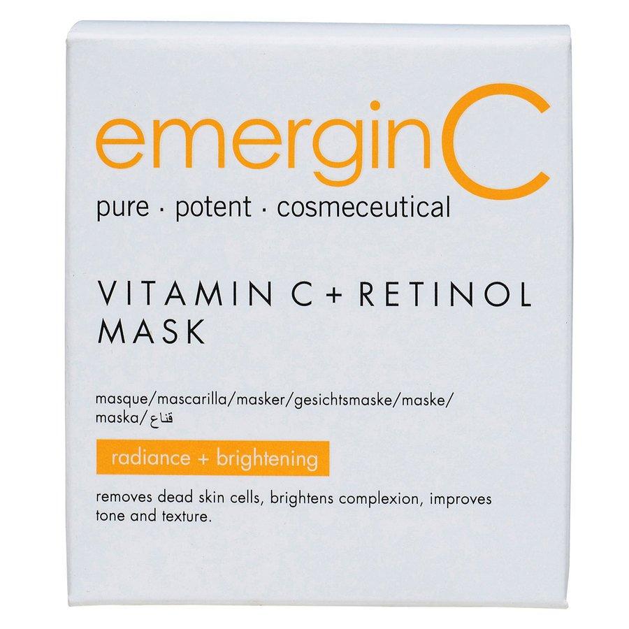 emerginC Vitamin C + Retinol Maske 50ml