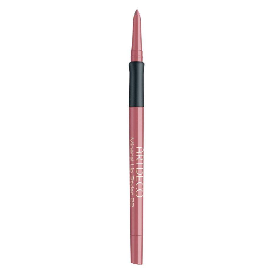 Artdeco Mineral Lip Styler #22 Mineral Soft Beige 0,4g