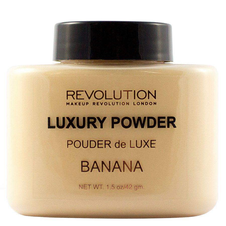 Makeup Revolution Luxury Baking Powder Banana 42g