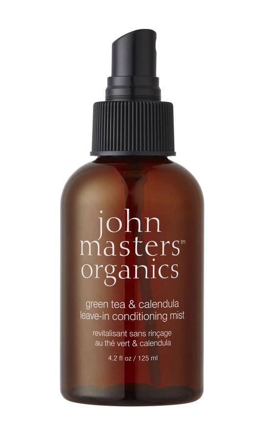 John Masters Organics Green Tea & Calendula Leave-In Conditioning Mist 125ml