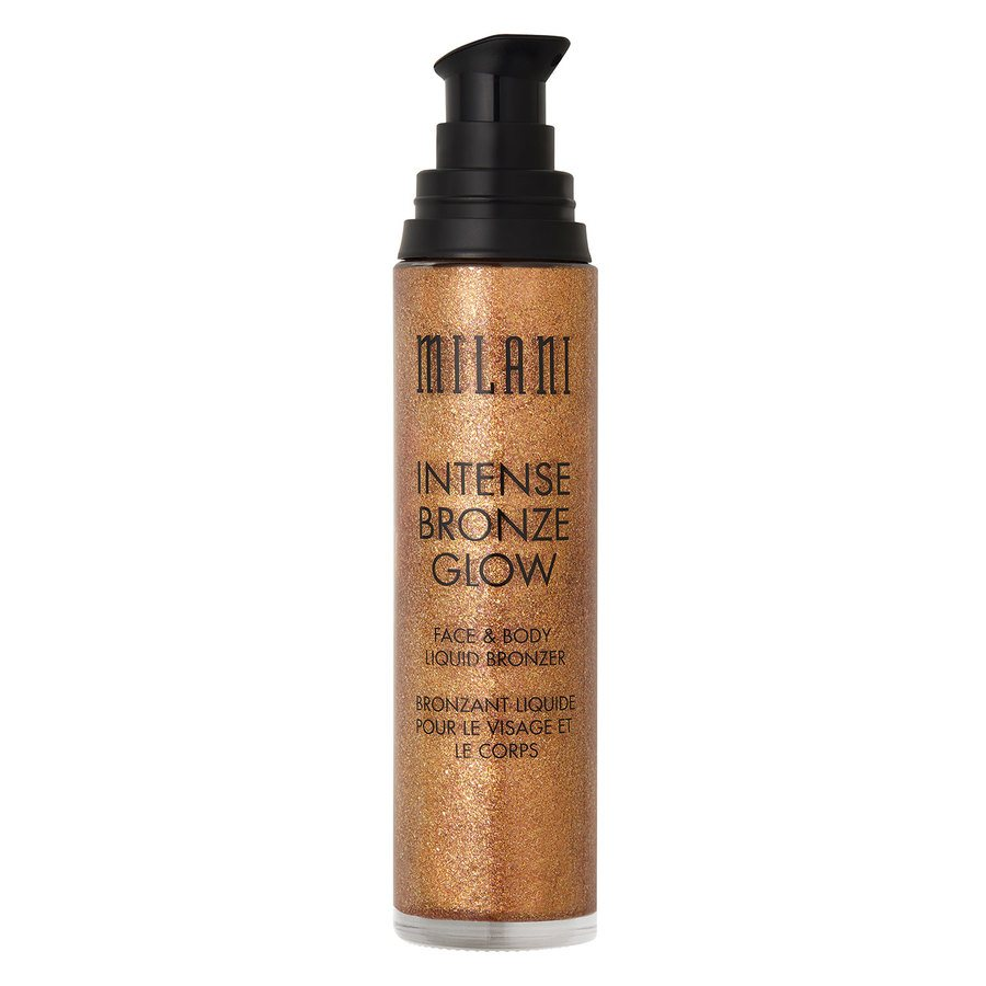 Milani Intense Bronze Glow Face & Body Liquid Bronzer Sunkissed Bronze 41,7ml