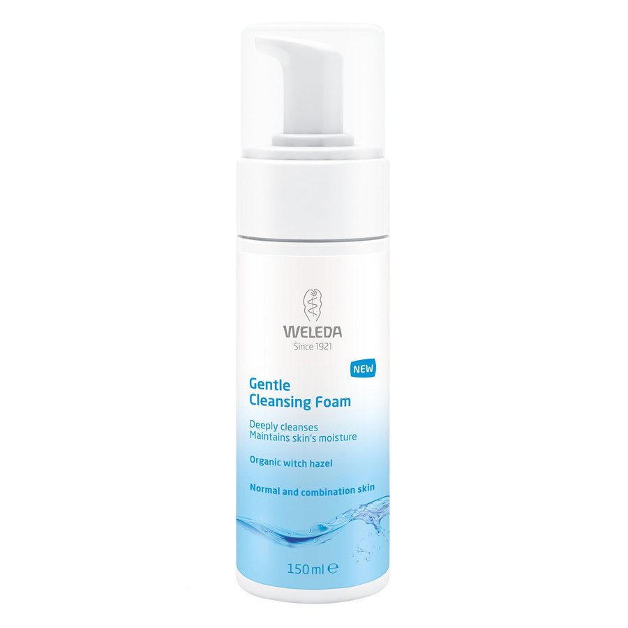 Weleda Gentle Cleansing Foam 150ml