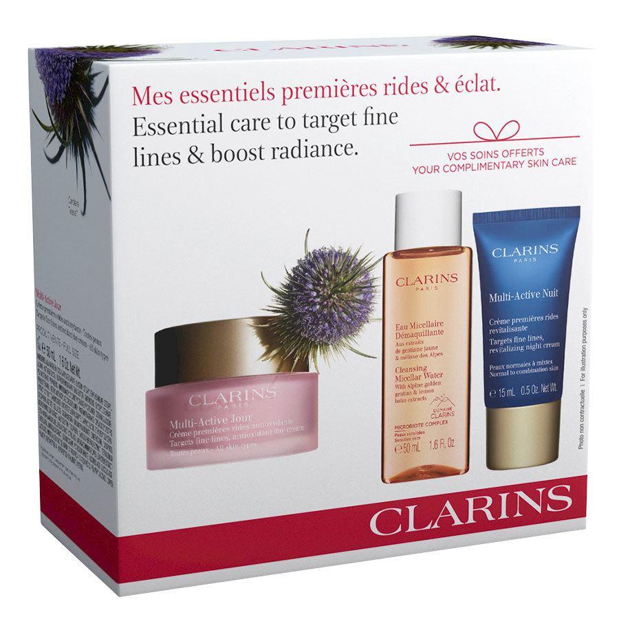 Clarins Multi-Active Day Cream Value Pack
