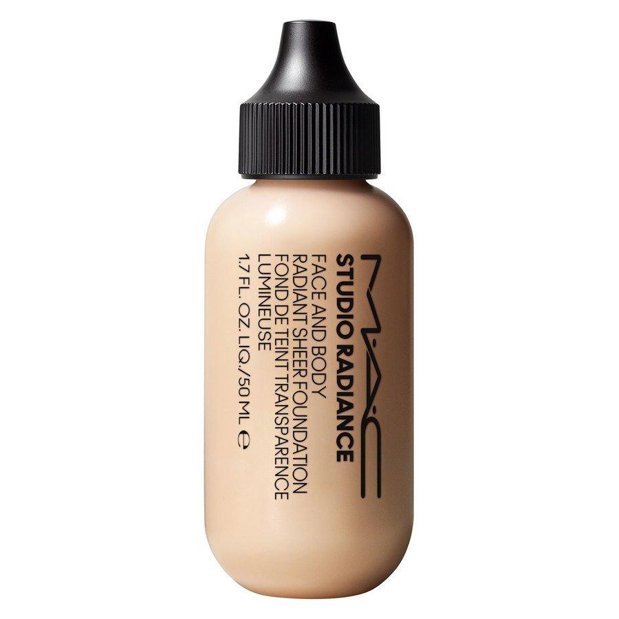 MAC Cosmetics Studio Radiance Face And Body Radiant Sheer Foundation C0 50ml