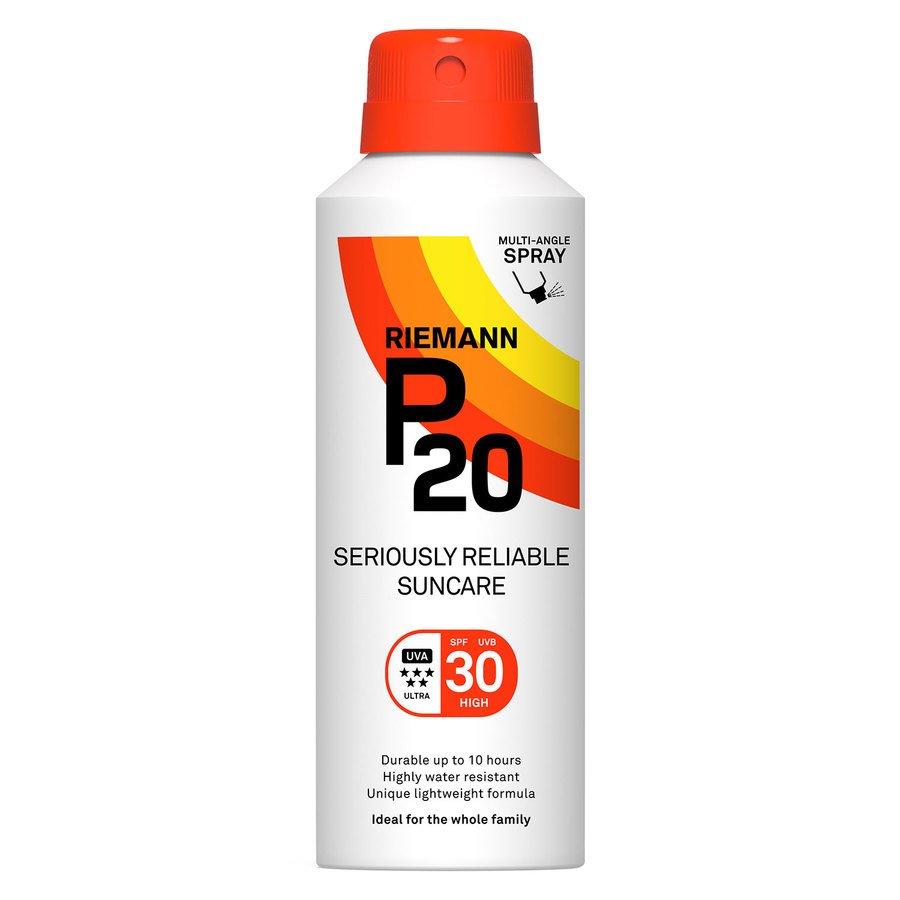 Riemann P20 Continous Spray SPF 30 150ml (Aerosol Spray)