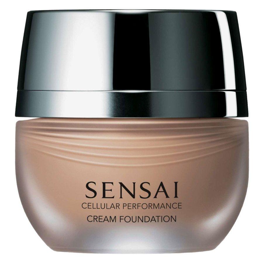 Sensai Cellular Performance Cream Foundation Anti-Age CF23 Almond Beige 30 ml