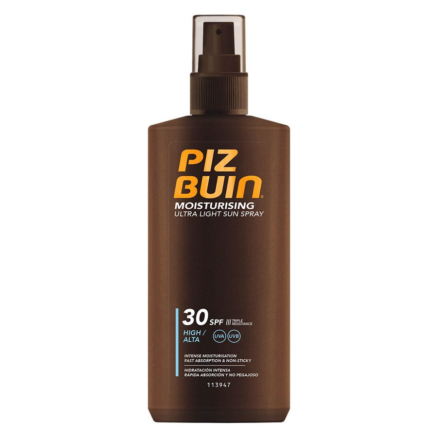Piz Buin Moisturizing Ultra Light Lotion Spray SPF30 200ml