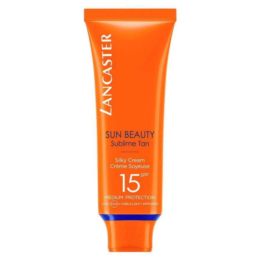 Lancaster Sun Beauty Sublime Tan Silky Cream SPF15 50ml