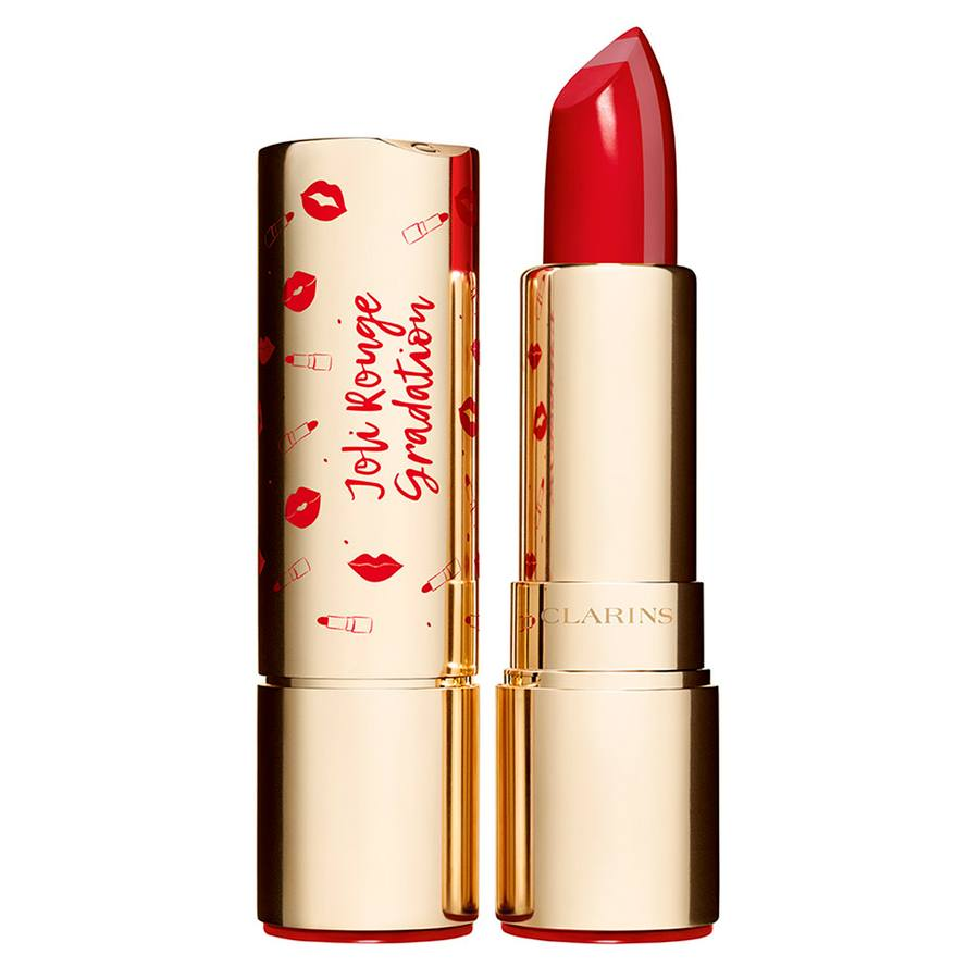 Clarins Joli Rouge Gradation Lipstick 802 Red Gradation 3,5g